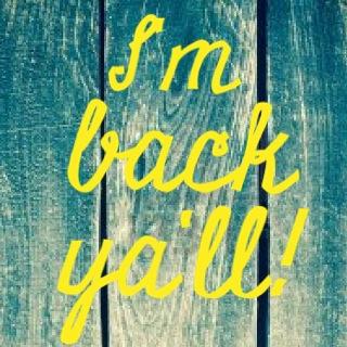 im back yall