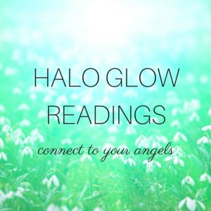 Halo Glow Readings