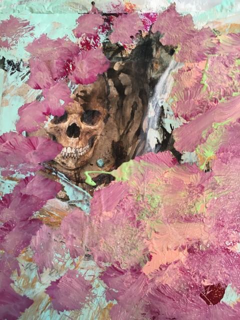 final journal manifesting 2016 art journaling