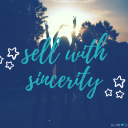 How to sell with sincerity: 6 tips for wellness entrepreneurs